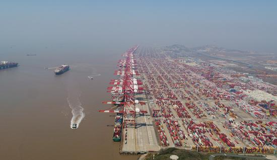 China's exports surging after economic reopening: U.S. medi